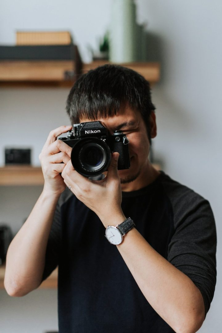 Andrew Chow – Exposing A Man Behind the Shutter