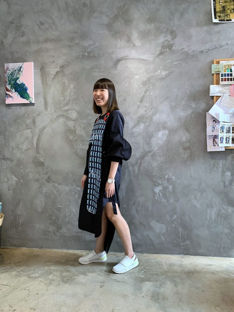 TIME FOR SOME QUIRKY GARMENTS – NOCTURNE WITH CASSEY GAN