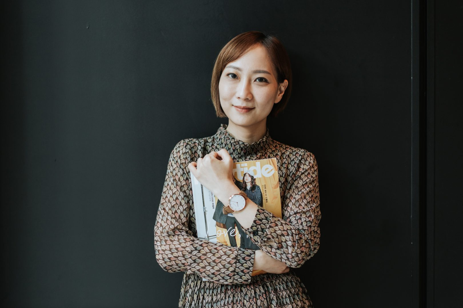 HAU MIN – THE TALENT WHO GOES WITH THE FLOW